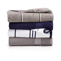 Deals on Tommy Hilfiger Modern American Cotton Mix & Match Bath Towel