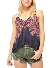 Way You Walk Printed Camisole