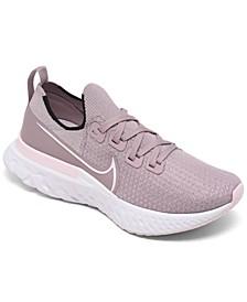 Women's React Infinity Run Flyknit Running Sneakers from Finish Line