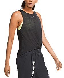 Women's Icon Clash Dri-FIT Running Tank Top