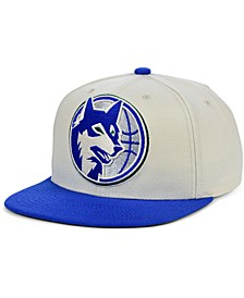 Minnesota Timberwolves Natural XL Snapback Cap