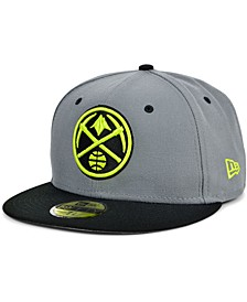 Denver Nuggets Cyber Storm 59FIFTY-FITTED Cap