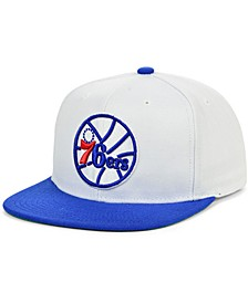 Philadelphia 76ers Fresh Crown Snapback Cap