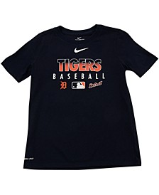 Detroit Tigers Youth Early Work T-Shirt