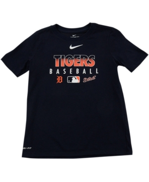 Nike Detroit Tigers Youth Early Work T-Shirt
