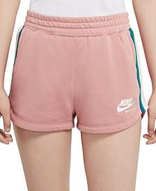 Women's Sportswear Heritage Fleece Shorts