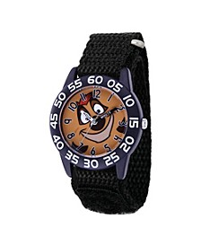 Disney Lion King Pumba Boys' Black Plastic Watch 32mm
