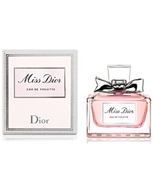 Receive a Complimentary Miss Dior Deluxe Mini with any $150 purchase from the Dior Women's Fragrance Collection
