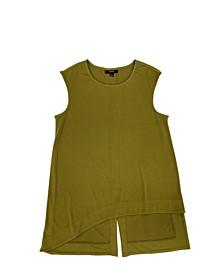 Asymmetrical Sleeveless Top, Created for Macy's