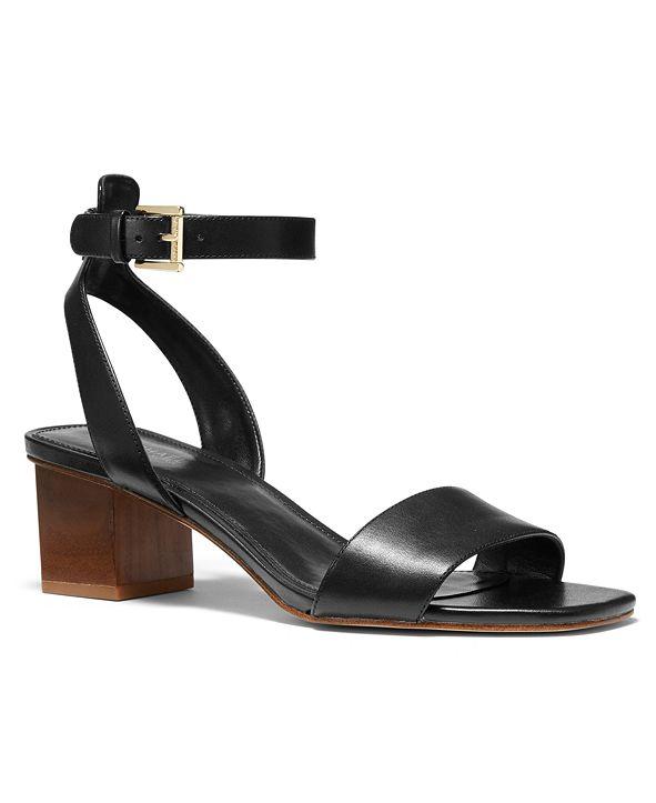 Michael Kors Petra Mid Dress Sandals