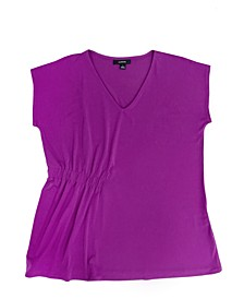 Ruched-Side Top, Created for Macy's