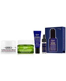 Receive a FREE 4-PC Gift with any $85 Kiehl's Purchase