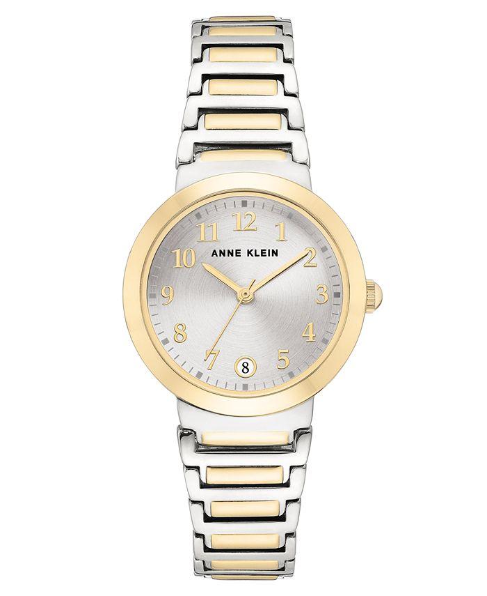 Anne Klein - Women's Two-Tone Bracelet Watch 32mm