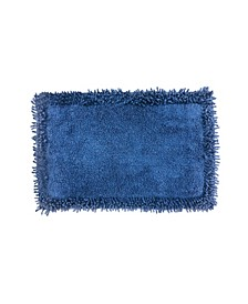 "Seville Cotton Chenille 17"" X 24"" Bath Rug"