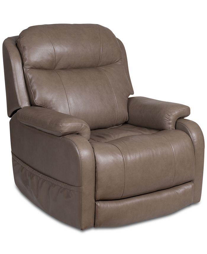Furniture - Kolbie Leather Power Lift Reclining Chair
