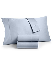 Sleep Luxe 700 Thread Count, 4-PC Full Extra Deep Sheet Set, 100% Egyptian Cotton, Created for Macy's