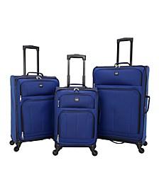Intercept 3-Piece Softside Luggage Set