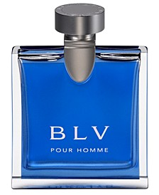 Men's BLV pour Homme Eau de Toilette Spray, 3.4 oz