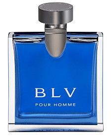BVLGARI Men's BLV pour Homme Eau de Toilette Spray, 3.4 oz