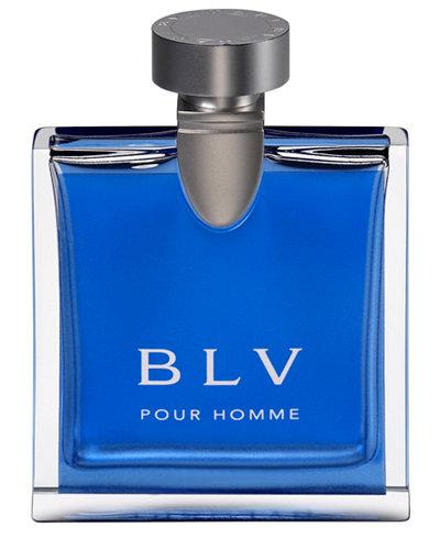 BVLGARI Men's BLV pour Homme Eau de Toilette Spray, 3.4 oz