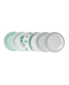 "Pacific Mint 9.3"" Accent Plate, Set of 6"