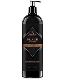 Black Reserve™ Body & Hair Cleanser, 12-oz.