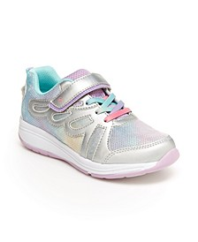 Toddler Girls SR Lighted Fly Away Athletic Shoe