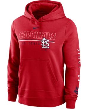 Nike Women's St. Louis Cardinals 2020 Club Po Hoodie