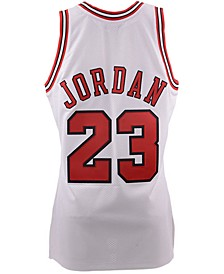 Men's Chicago Bulls Michael Jordan Authentic Jersey