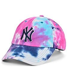 Women's New York Yankees Women's Tie Dye Adjustable Cap