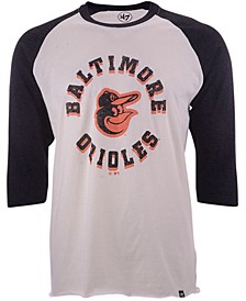 Baltimore Orioles Men's Retrospect Raglan T-Shirt