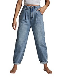 Slouch Mom Jeans