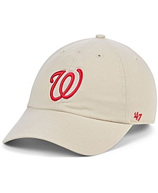 Washington Nationals Bone Clean Up Cap