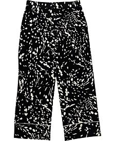 Petite Printed Capri Pants, Created for Macy's