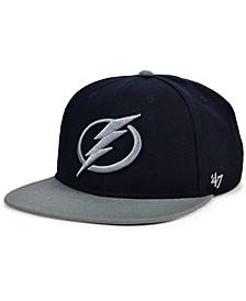 Tampa Bay Lightning No Shot 2-Tone Cap