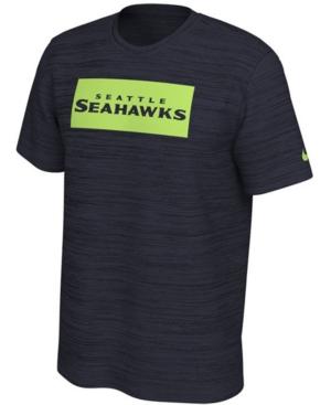 Nike Seattle Seahawks Men's Legend Velocity Training T-Shirt
