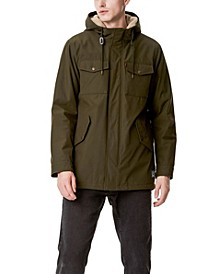 Men's Hooded Parka