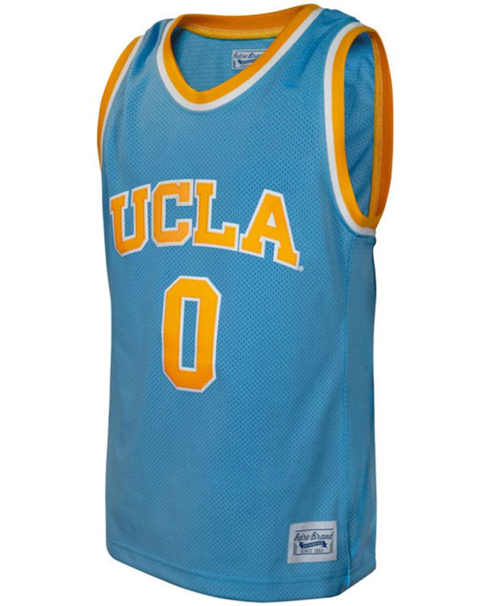 Retro Brand Men's Russell Westbrook UCLA Bruins Throwback Jersey & Reviews - Sports Fan Shop By Lids - Men - Macy's