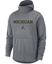 Men's Michigan Wolverines Spotlight Hooded Sweatshirt