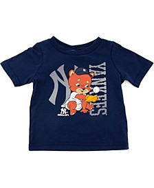 Toddlers New York Yankees  Mascot T-Shirt