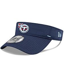 Men's Tennessee Titans 2020 Training Visor