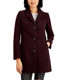 Juniors' Walker Coat, Created for Macy's