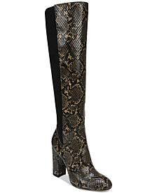 Circus by Sam Edelman Women's Clairmont Stretch Tall Boots