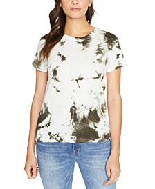 Perfect Tie-Dye Printed T-Shirt