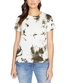 Sanctuary Perfect Tie-Dye Printed T-Shirt