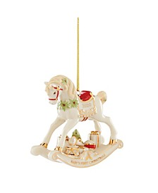 2020 Rocking Horse Ornament
