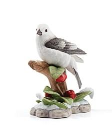 2020 Snow Bunting Figurine