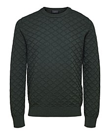 Men's Textured Sweater