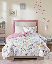 Mi Zone Kids Cynthia 4 Piece Full Comforter Set
