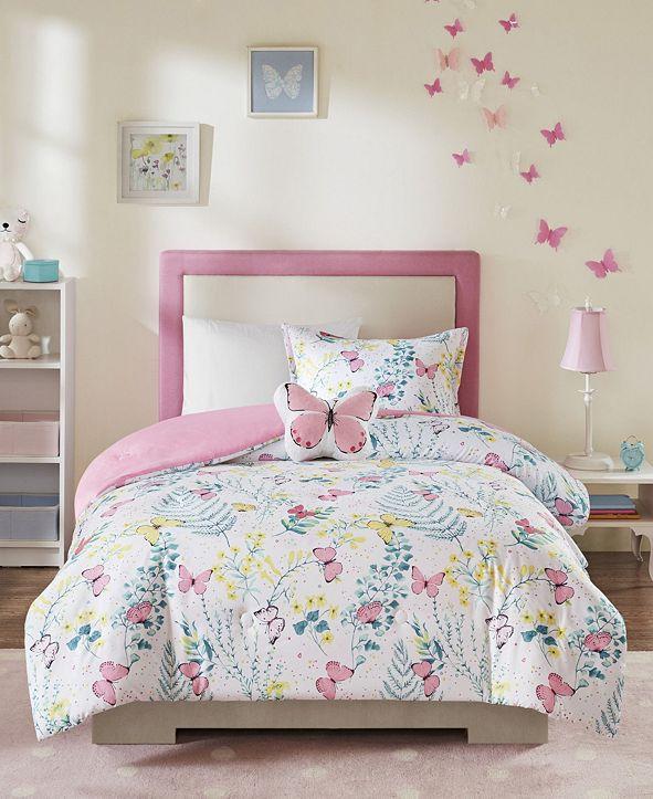 Mi Zone Cynthia 4 Piece Full Comforter Set